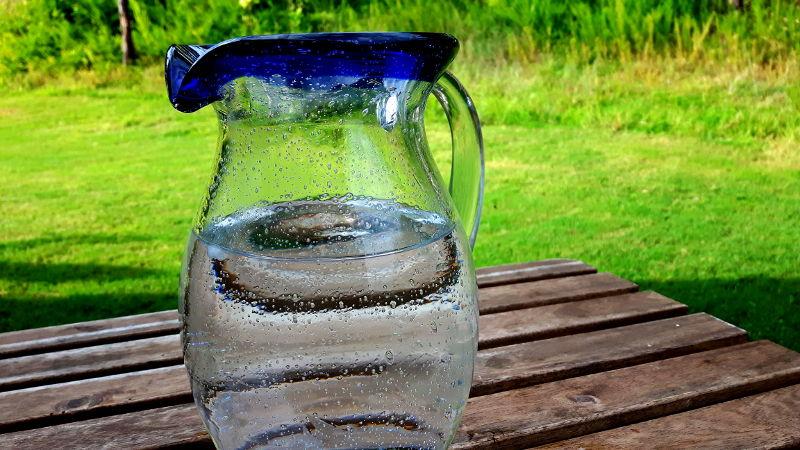 Foto von einer Wasserkanne