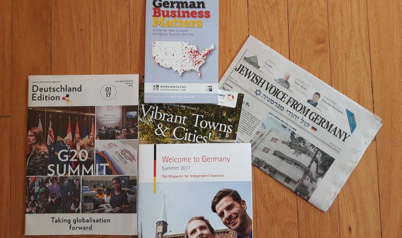 Foto von Zeitschriften