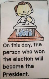 Bild von einer Wahlurne