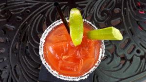 Foto von Bloody Mary Cocktail