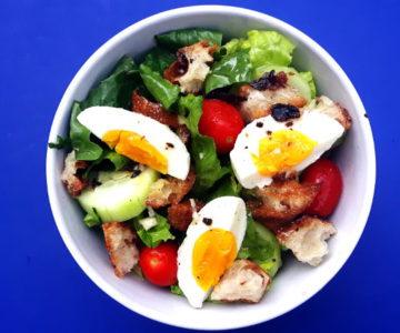 Bild von Caesar Salat