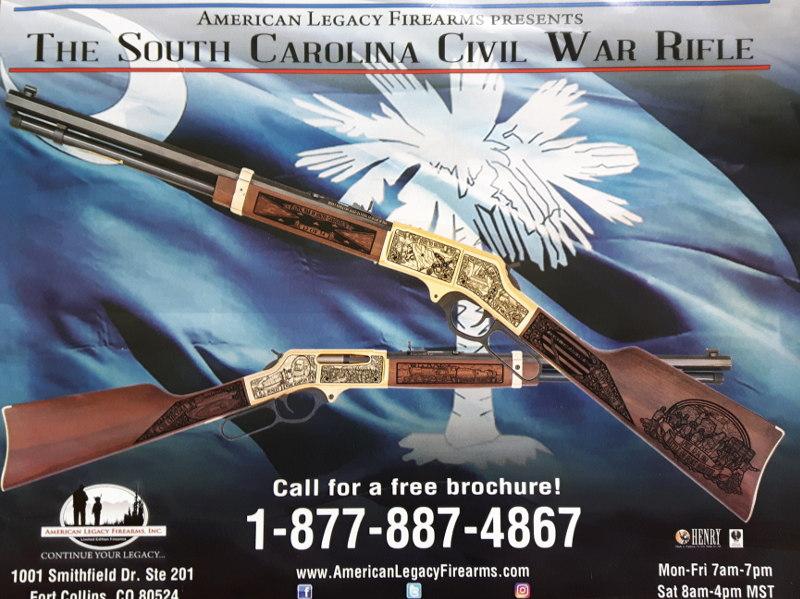 Foto von einer Werbebroschüre