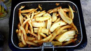 Foto von Pommes