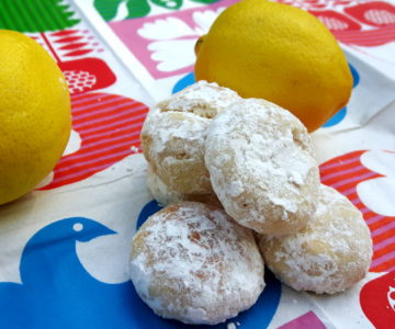 Foto von Lemoncookies