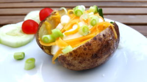 Foto von Loaded Potato