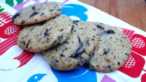 Foto von Chewy Chocolate Cookies
