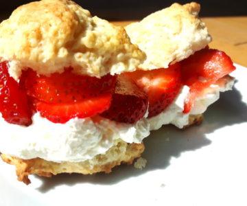 Foto von Strawberry Shortcake