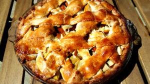 Foto von Apple Pie
