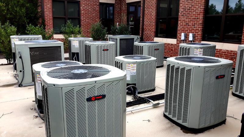 Foto von Klimaanlagen
