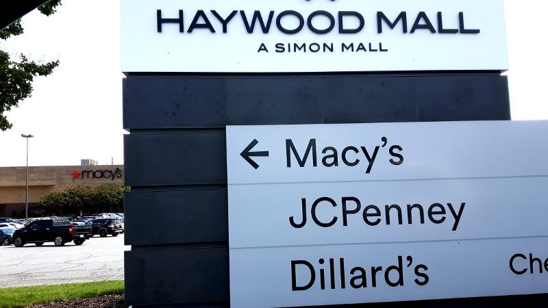 Foto von Haywood Mall