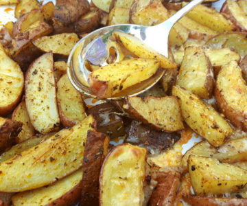 Fotos von Potato Wedges