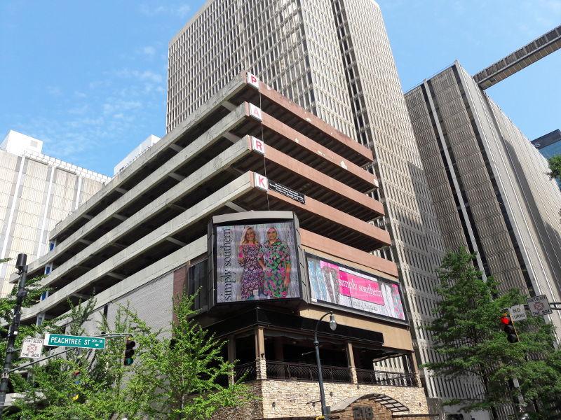Foto von Hochhaus in Atlanta