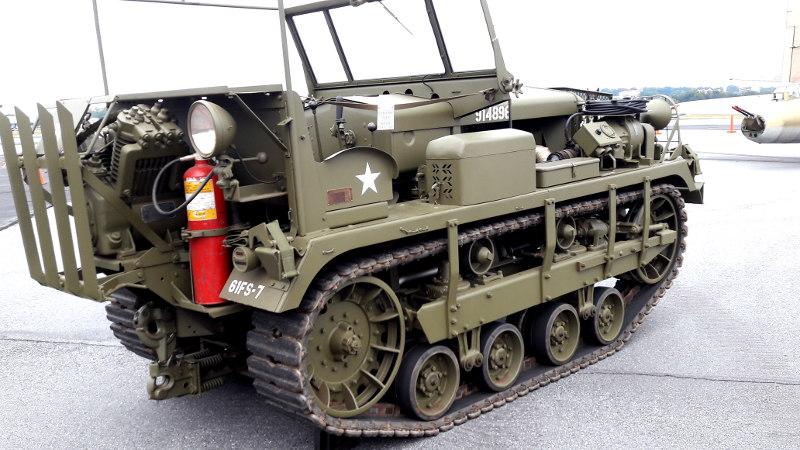 Foto von einem Panzer