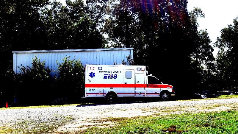 Foto von Krankenwagen