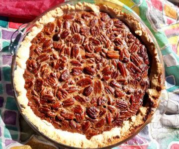 Foto von Chocolate Pecan Pie