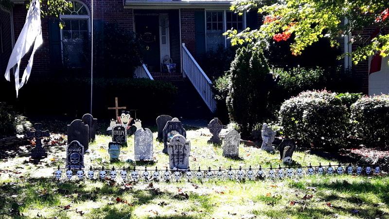 Foto von Halloween Dekoration