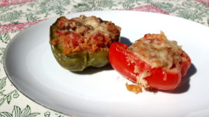 Foto von Stuffed Pepper