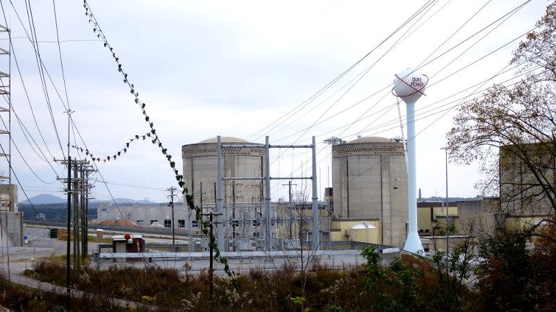 Foto von Atomkraft am Lake Jocassee