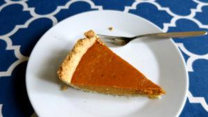 Foto von Pumpkin Pie