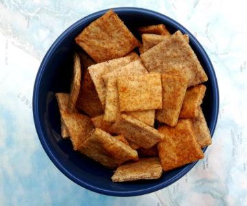 Foto von Salty Crackers