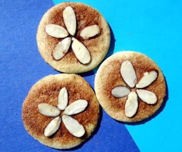 Foto von Sand Dollar Cookies