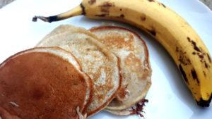 Foto von Banana Pancake