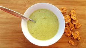 Foto von Kartoffel-Lauch-Suppe