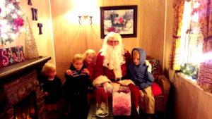 Foto von Santa Claus