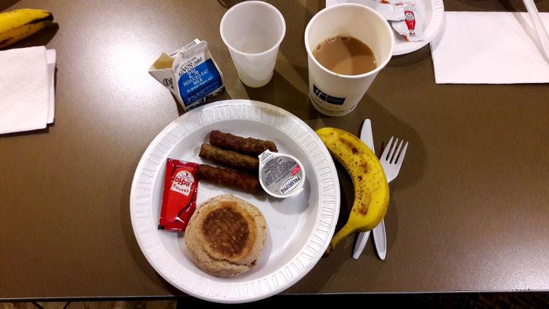 Foto von American Breakfast
