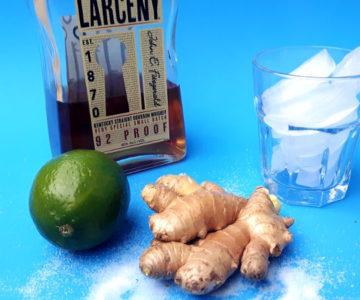 Foto von Cocktailzutaten